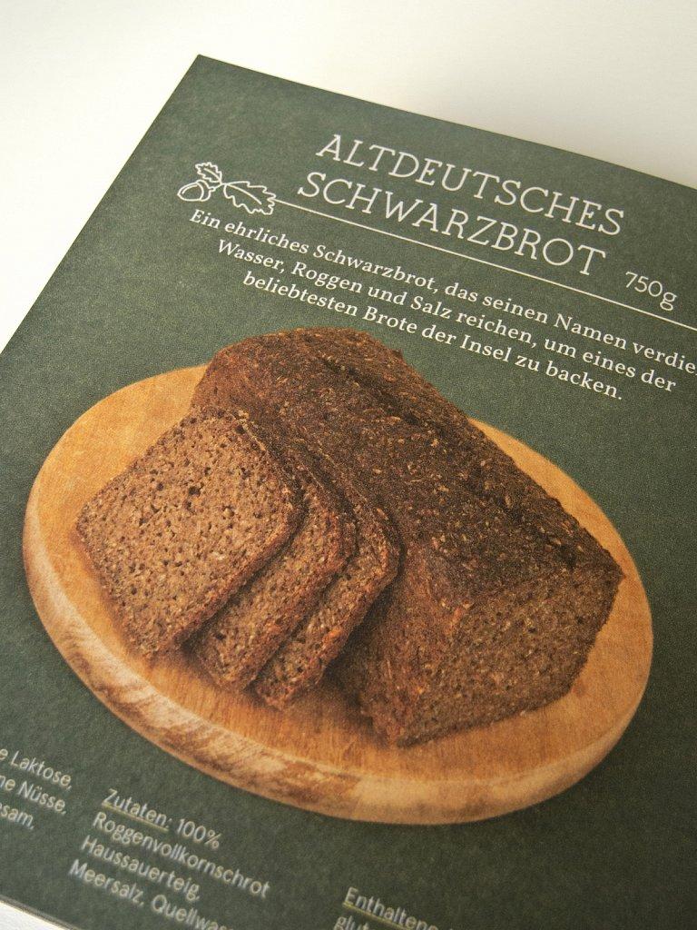 Innen - Altdeutsches Schwarzbrot