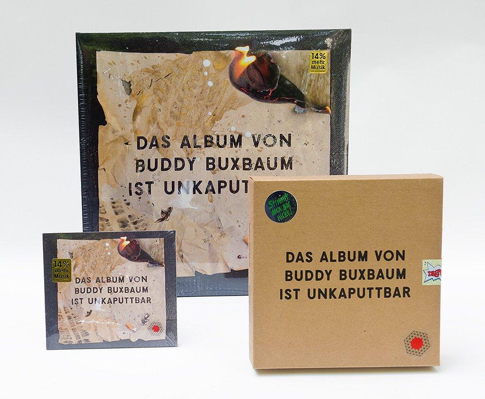 Artwork LP, Cd, Box