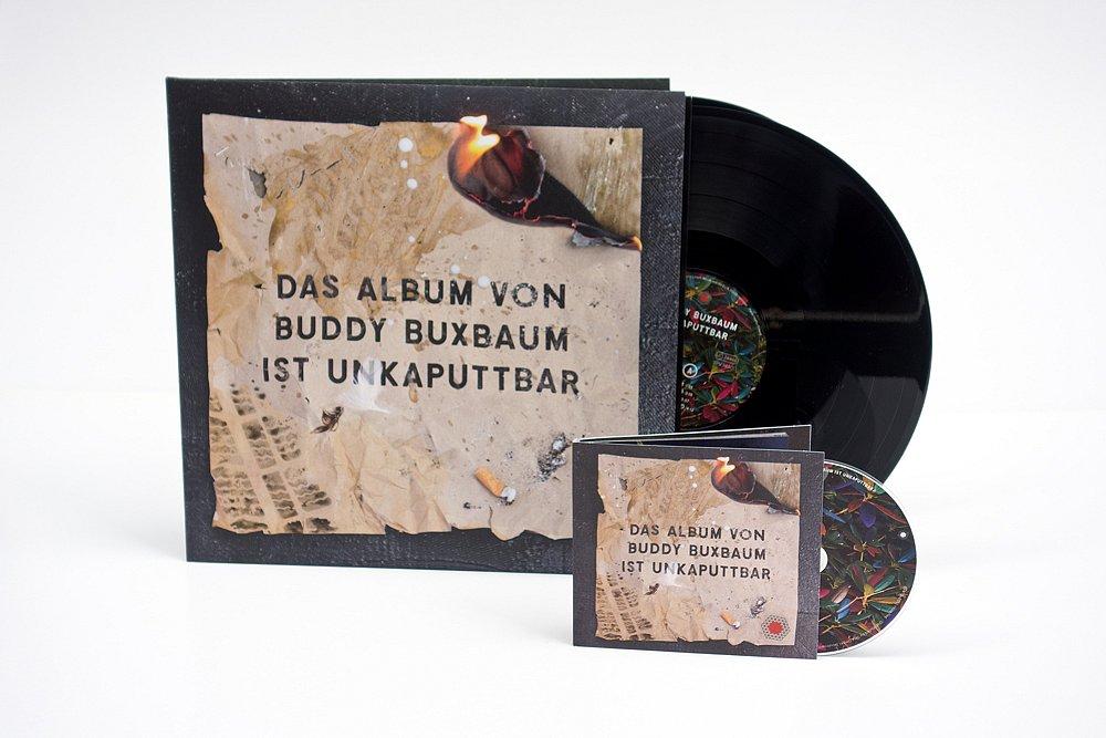 Artwork LP, CD