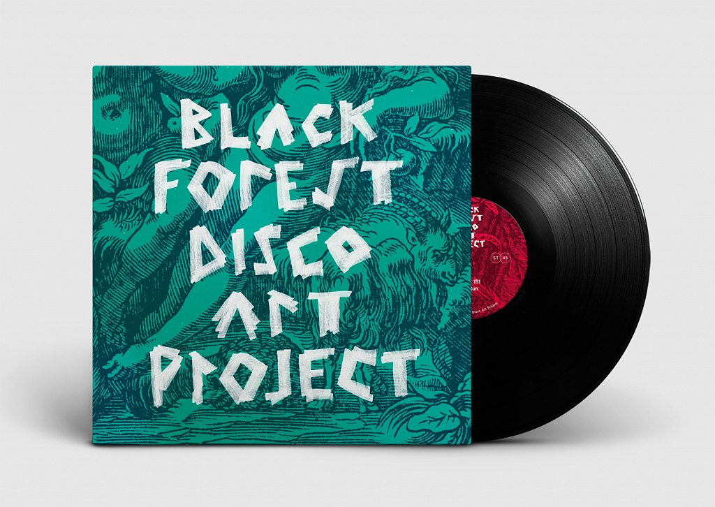 Black Forest Disco Art Project